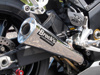 "14"" Alien Head Slip On Exhaust - 01-04 Suzuki GSXR1000"