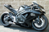 "14"" Alien Head Full Exhaust - 06-10 Suzuki GSXR600 GSXR750"