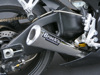"14"" Alien Head Full Exhaust - 05-06 Suzuki GSXR1000"