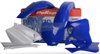 Plastic Kit OE Blue - For 00-01 Yamaha YZ125 YZ250