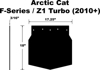 Snow Flap - For 09-11 Arctic Cat