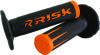 Fusion 2.0 Motorcycle Grips Orange