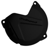 Clutch Cover Protector Black - For 09-16 KTM Husqv 125-200
