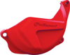 Clutch Cover Protector Red - For 10-16 Honda CRF450R