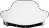 "Windshield 17"" Smoke - For 99-10 Polaris RMK Indy Trail Touring"