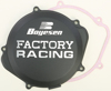 Black Factory Racing Clutch Cover - 04-09 Honda CR250R