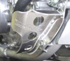 Engine Guard Left Only - For 09-15 Honda CRF450R
