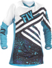Kinetic Women's Jersey Blue/Black 2X-Large
