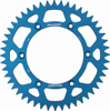 Aluminum Rear Sprocket 48T Blue - For 99-17 Yamaha