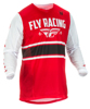 Kinetic Mesh ERA Jersey Red/White/Black Youth X-Large