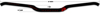 "Crowbar 7/8"" Handlebar Black"