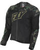 Flux Air Mesh Riding Jacket Camo Lg