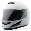 GM-38 Full-Face Helmet White 2X-Small