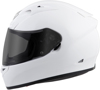 EXO-R710 Full-Face Solid Motorcycle Helmet White X-Small