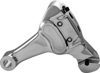 Rear Brake Caliper Chrome - For 00-05 Harley-Davidson Softail