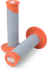 Clamp On Pillow Top Grip System - Orange & Gray