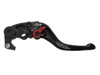 RC2 Shorty Black Adjustable Brake Lever - Motorcycle