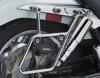 Chrome Mounting Hardware (Chrome) for Cruiseliner Saddlebags