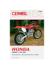 Repair & Service Manual - For Honda XR400