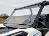D-2 Full Tilting Windshield - For 18-19 Can-Am Maverick Trail
