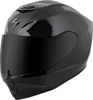 EXO-R420 Full-Face Solid Motorcycle Helmet Black X-Large