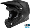 Youth Formula Carbon Solid Motorcycle Helmet Matte Black Carbon Youth Large