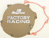 FACTORY RACING - CLUTCH COVER MAGNESIUM 94-02 Kawasaki KX125