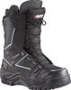 Powder Boots Black/Silver US 08