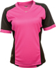 Women's Lilly Jersey Black/Pink Large