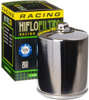 Race Oil Filter Chrome - For 80-18 H-D Tour Soft Dyna Sport