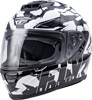 Sentinel Ambush Helmet Camo/Black/White X-Small