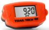TTO Engine Hour Meter w/ Tachometer - Orange