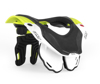 Neck Brace DBX 5.5 Junior Green/White - Junior Bicycle Fit