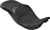 Touring IST Tall 2-Up Leather Seat For 08-18 Harley Touring Models