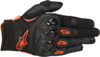 Megawatt Gloves Black/Anthracite/Orange X-Large