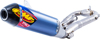 Blue Factory 4.1 RCT Full Exhaust w/ Ti MB Header & CF End Cap - 2019 YZ250F