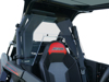 Clear Rear Windshield - For 18-19 Polaris RZR RS1