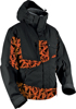 Peak 2 Riding Jacket Orange Large