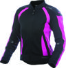 Women's Coolpro Riding Jacket Pink/Black Small