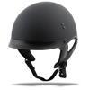 Gm-65 Half Helmet Full Dressed Matte Black Xs