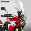 Fairing Mount V-Stream Windscreen Clear Tall - For 16-17 Africa Twin