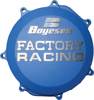 FACTORY RACING - CLUTCH COVER BLUE 02-18 Yamaha YZ85