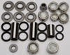 Swing Arm Linkage Bearing & Seal Kit - For 2001 Suzuki RM125 RM250