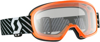 Buzz MX Goggle Orange w/Clear Lens
