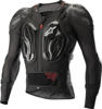 Bionic Action Protection Jacket Black/Red Medium