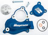 Waterpump Cover Impeller Kit Blue - For 17-19 Kawasaki KX250F