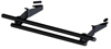 Rear Bumper Black - For 16-20 Honda SXS1000M3 Pioneer