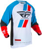 Evolution DST Jersey Red/Blue/Black Youth X-Large
