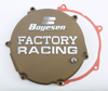 FACTORY RACING - CLUTCH COVER MAGNESIUM 03-04 Kawasaki KX250