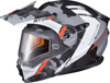 EXO-AT950 Outrigger Snow Helmet Grey Small